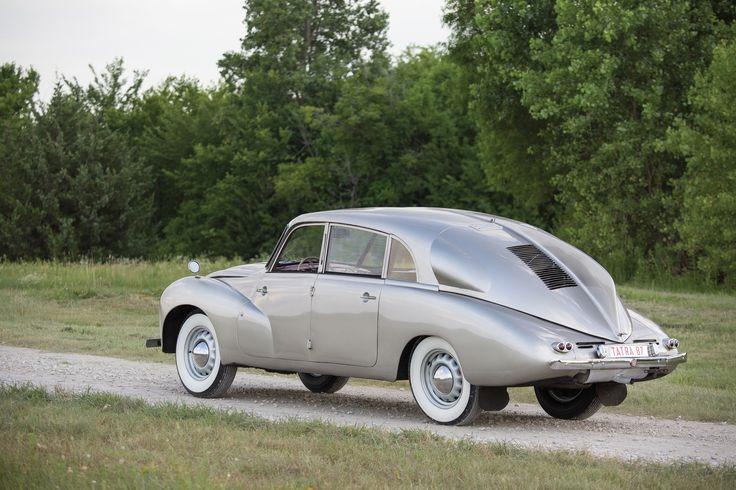 Tatra T87, 1948 - ©Courtesy of RM Auctions - the whole story: www.radical-classics.com, #tatra, #radicalmag
