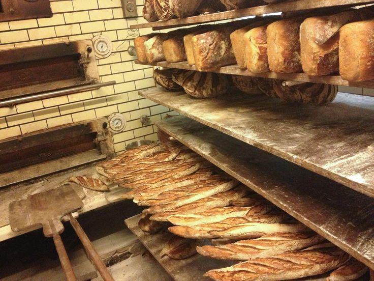 Boulangeries à BXL