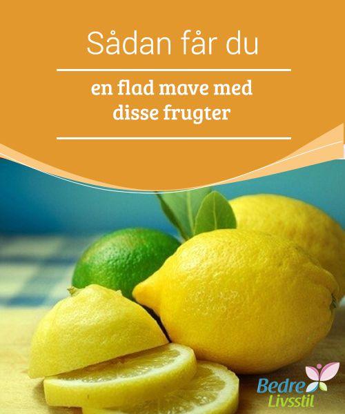 Sådan får du en flad mave med disse frugter  Efter et tungt måltid er det en god ide at spise lidt ananas. Takket være dens høje #indhold af fibre og bromelain, hjælper den #kroppen med at fjerne #giftstoffer og undgå at man #tager på.