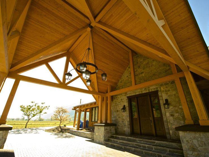 22 best Timber Frame Homes images on Pinterest