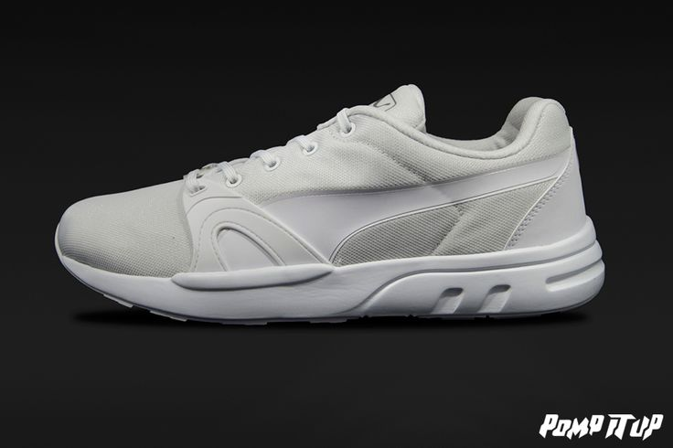 Puma XT S (White-white)  For Men Sizes: from 40.5 to 45 EUR Price: CHF 110.- ‪#‎Puma‬ ‪#‎XTS‬ ‪#‎PumaXTS‬ ‪#‎Sneakers‬ ‪#‎SneakersAddict‬ ‪#‎PompItUp‬ ‪#‎PompItUpShop‬ ‪#‎PompItUpCommunity‬ ‪#‎Switzerland‬