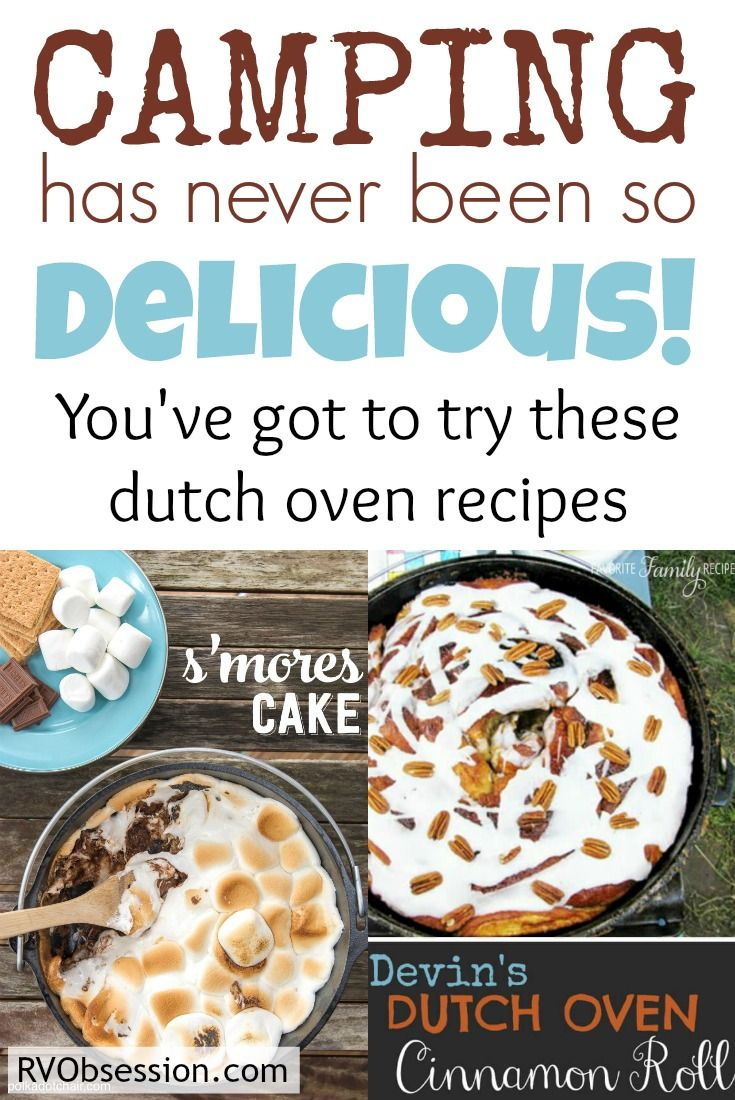 38 best i love camping images on pinterest camping ideas for Healthy dutch oven camping recipes