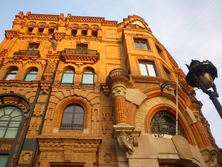 Edificio Fecsa - Barcelona
