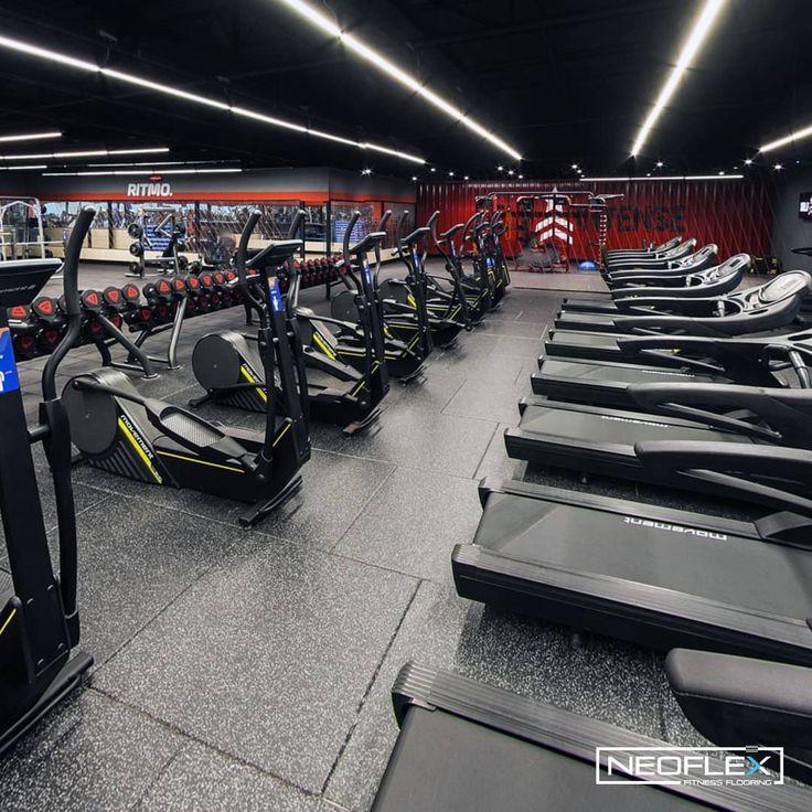 Neoflex Premium Gym Tiles Gym Tiles Gym Equipment