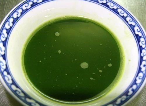 cách làm bột trà xanh tại nhà 9  #bột_trà_xanh #trà_xanh   #blogbeemart #beemart