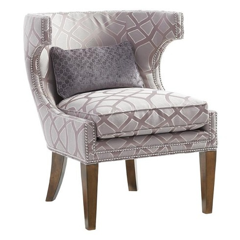 Mirage Greta Chair   Lexington Home Brands Dimensions: X X In. Inside  Width: 23 In. Inside Depth: 21 In. Arm Height: In. Seat Height: In.