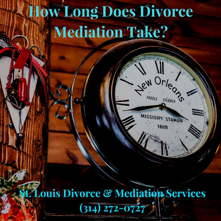 How Long Does Divorce Mediation Take? is a question we get