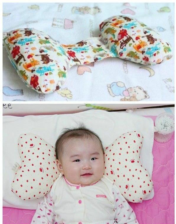 Cojin de bebe
