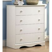 Found it at Wayfair - South Shore Andover 4-Drawer Chest