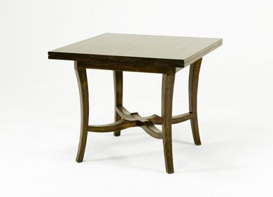 3709 SQUARE GAME TABLE WITH FLIP TOP