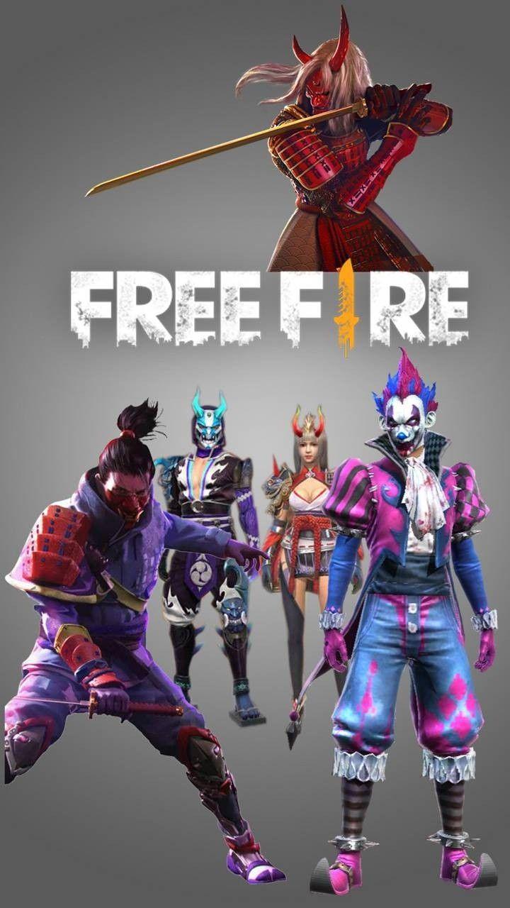 Free Fire Hd Wallpaper Samurai Wallpaper Joker Wallpapers Joker Hd Wallpaper Free fire hd wallpaper joker