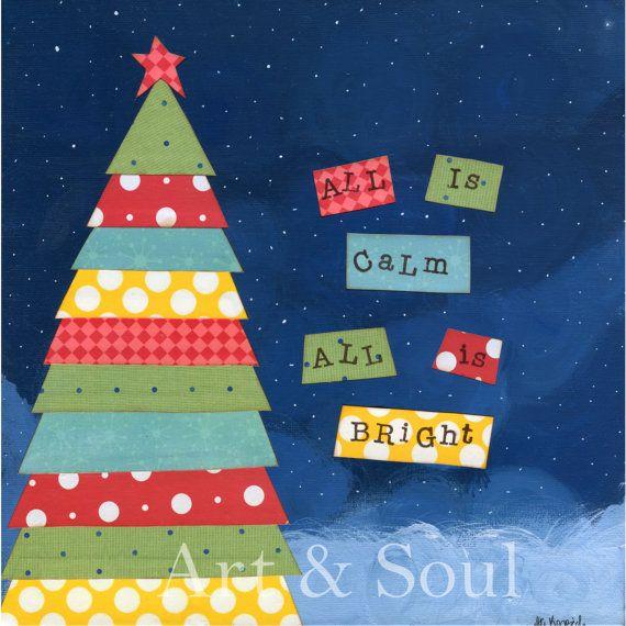 92 Best Chór świąteczny Choir Christmas Images On: Best 25+ Whimsical Christmas Art Ideas On Pinterest