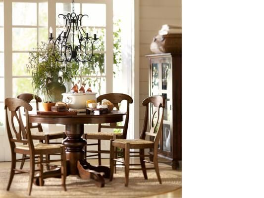 Room decorating ideas room d cor ideas room gallery for Pottery barn dining room ideas