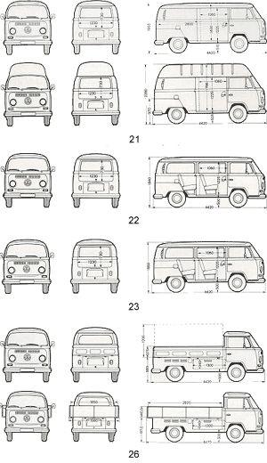 Volkswagen Bus/Station Wagon