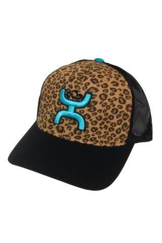 Cowboy Hooey Cheetah - Hats and Caps - Urban Western Wear