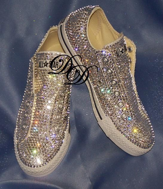 Swarovski Crystals Weding Shoes 031 - Swarovski Crystals Weding Shoes