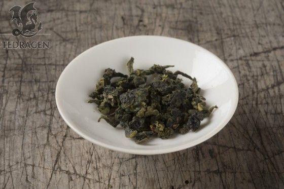 Den miskunsame jerngudinna - Tie Guan Yin Oolong Tea  www.tedragen.no  Foto: www.tbfoto.no