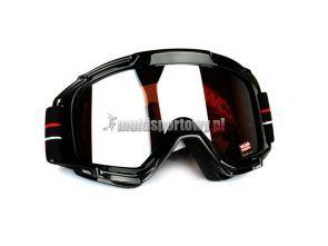 Gogle narciarskie W19-1 BLACK Woosh