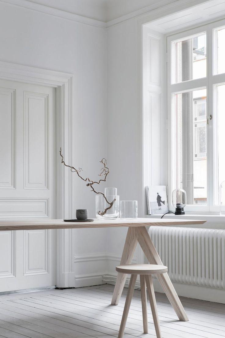 white table scandinavian - photo #38