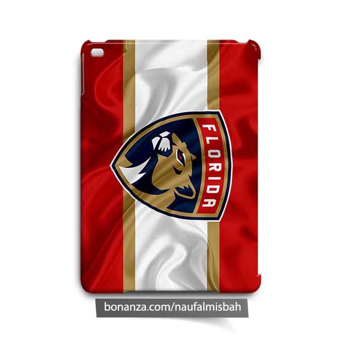 Florida Panthers Ruffles Silk iPad Air Mini 2 3 4 Case Cover