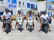 Nisyros Island Greece  Eagle's Nest Car & Bike Rentals