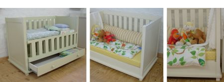 To find great quality baby cots for sale in Gauteng contact The Room.