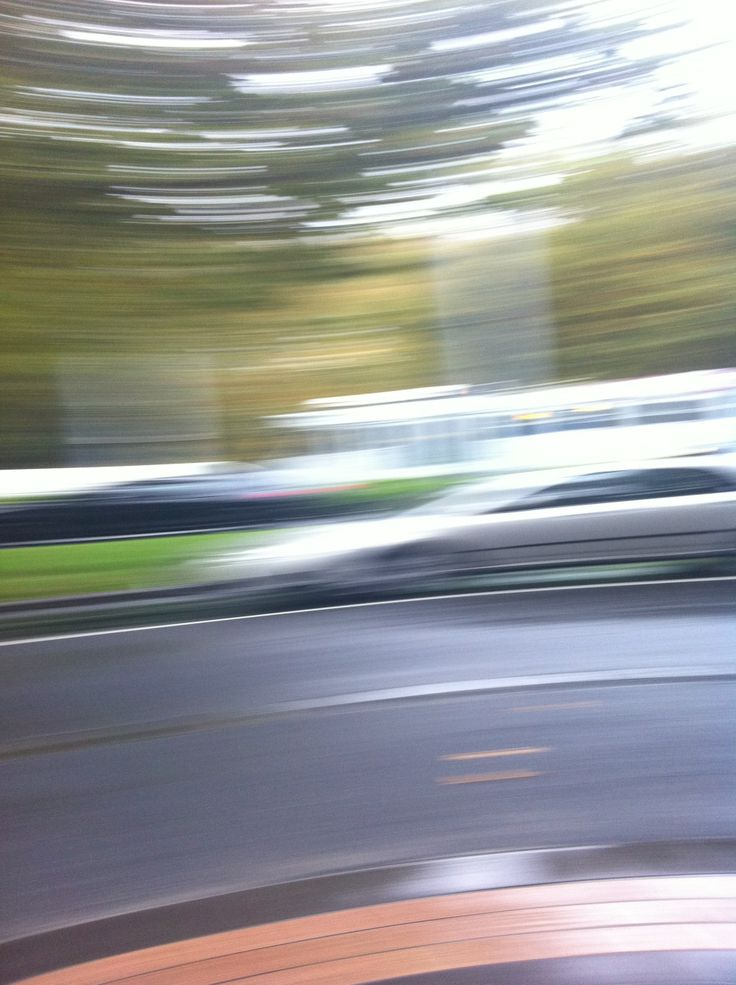 Cars Driving Past - Morphed