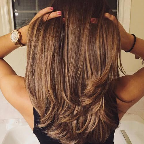 hair style for curly hair for best 25 hair colors for summer ideas on 4495