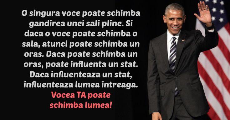 Cele mai frumoase citate ale lui Barack Obama