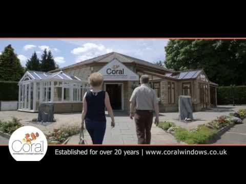 Coral Windows have been established for over 20 years. We have are at the heart of the double glazing and conservatory industry in this area, as Yorkshire's number 1 home improvements company.