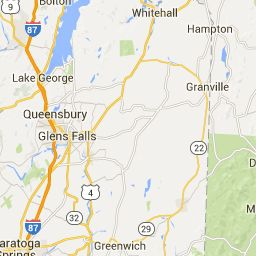 Glens Falls Ward | Meetinghouse Locator | LDS Maps