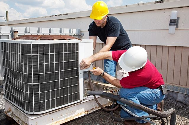 We Will Provide Assistance As Your Full Service Commercial Hvac