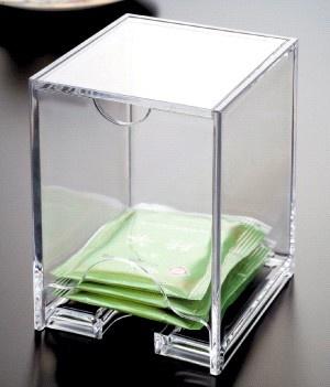 01 Table Top Tea Bag Dispenser · Acrylic SheetsTea ...