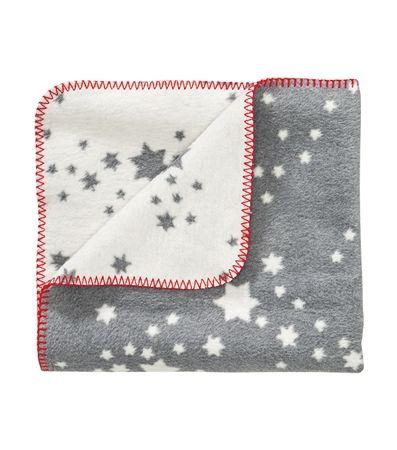 Babydeken met sterren