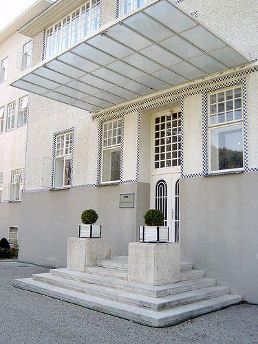 Purkersdorf Sanatorium - Hoffmann (Wien) We love Wien! http://www.ostheimer.at