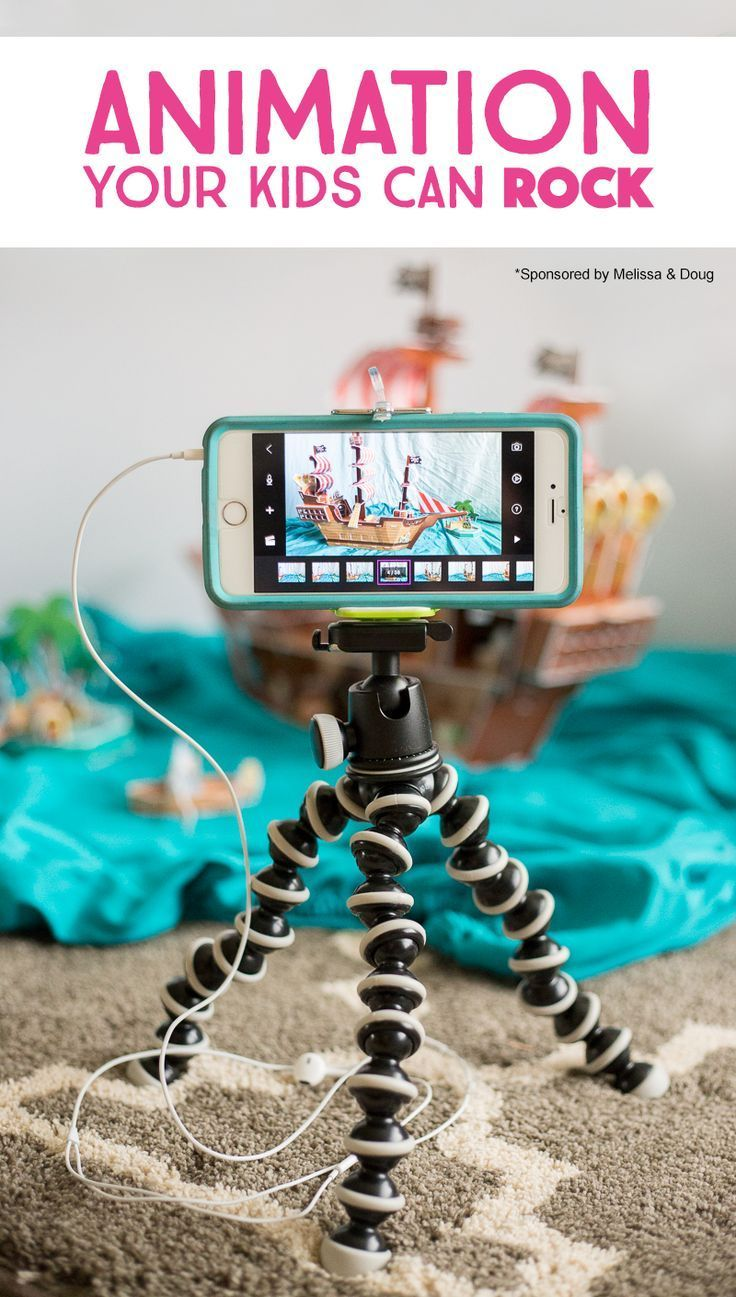 Stop Motion Animation For Kids: A Supersimple Tutorial For Children *this  Is How I Have To