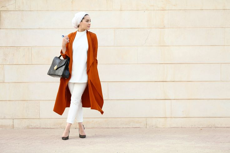 The Hybrids | I love this look! Simple but very fashionable.