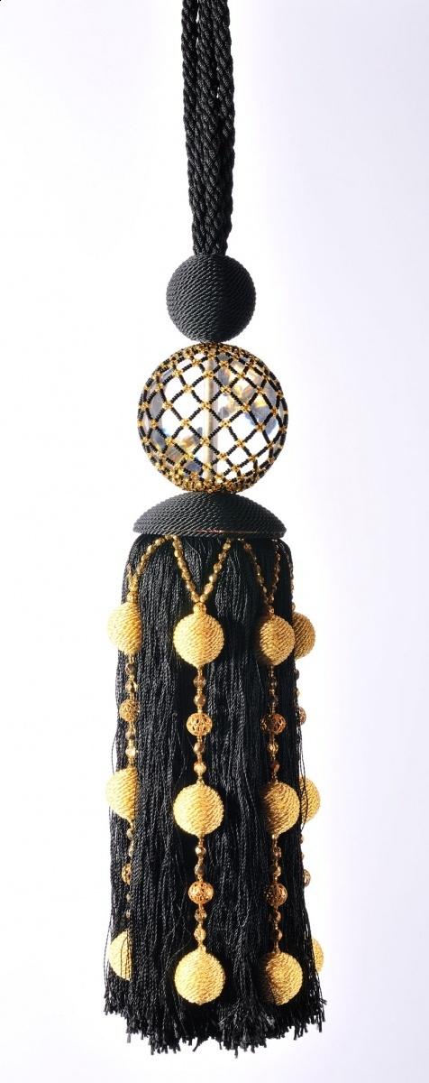 Beaded Tassel - Interesting use of beads