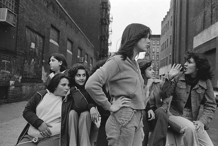 Famous Street Photographers - Susan Meiselas (1948- )