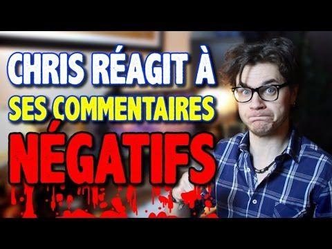 5ème RÉCRÉ : Chris Réagit à Ses Commentaires Négatifs