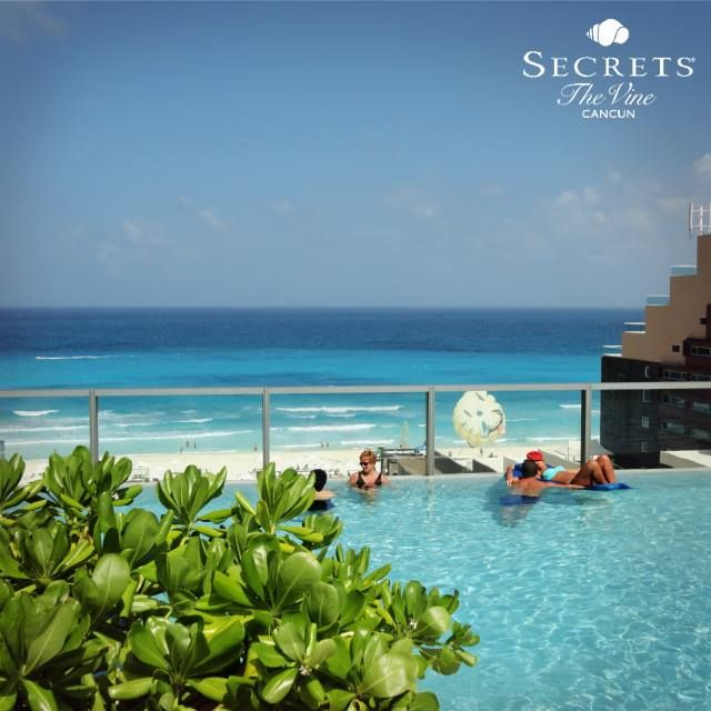 What Day Is The Best To Book An All Inclusive Vacation: 62 Best Images About Secrets The Vine Cancun On Pinterest