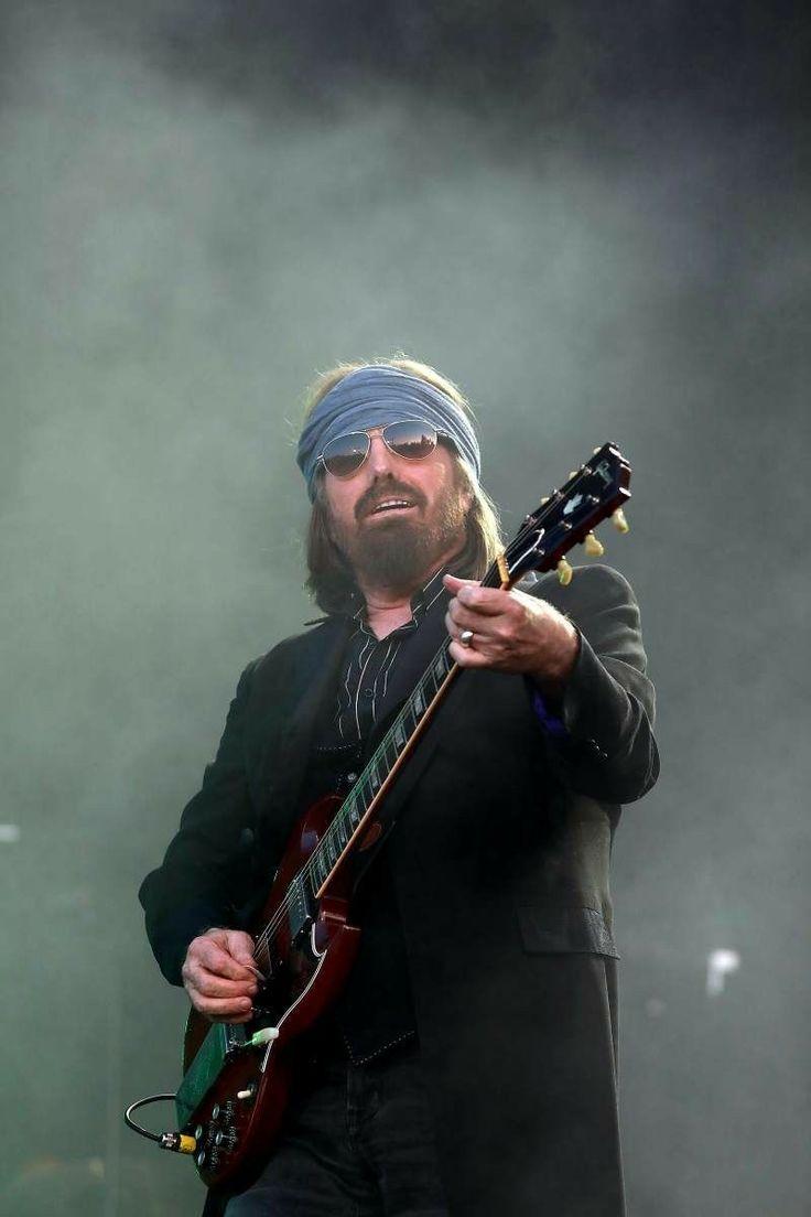Tom Petty - Napa, CA 05/27/17