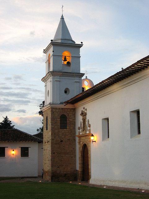 Villa de Leyva: Iglesia del Carmen | Colombia