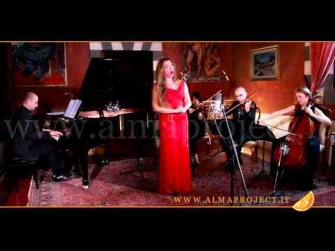 ALMA PROJECT - Piano, String Trio & Soprano SB - O Mio Babbino Caro (G. Puccini)