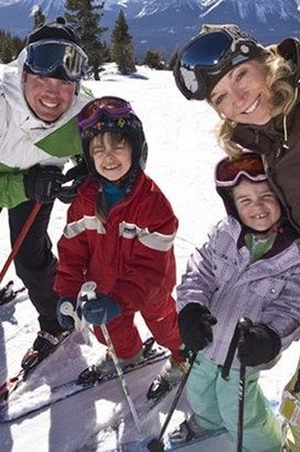 Find amazing family ski holidays | Winter holidays for all the family. Click on the image for more information.