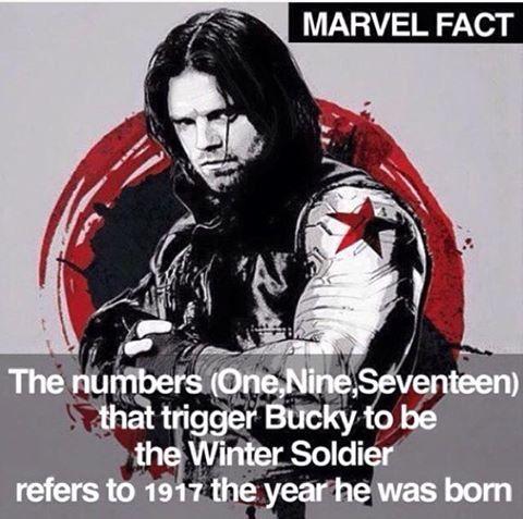 #CaptainAmericaCivilWar #Bucky #WinterSoldier