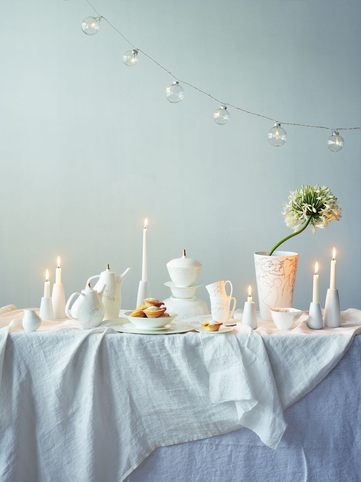 Lys Tableware | Photo: Siren Lauvdal | Styling: KråkvikD'Orazio