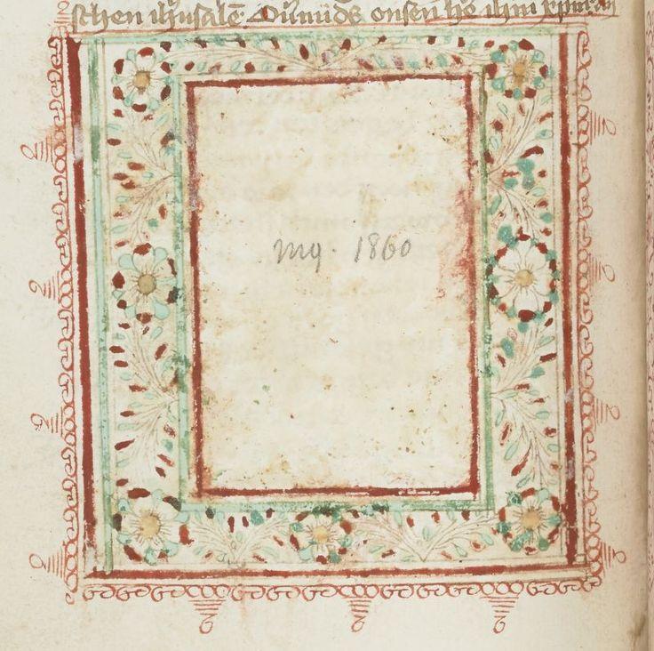 [Texte de prières manuscrit en langue vernaculaire] Date d'édition : 1463 Type : manuscrit Langue :dum Format : 1 ms. sur papier : 425 f. ; 19,6 cm Droits : domaine public Identifiant : ark:/12148/btv1b10510024z