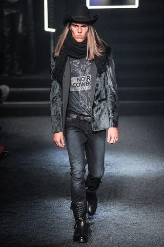 Philipp Plein Fall 2014 Menswear Collection Slideshow on Style.com