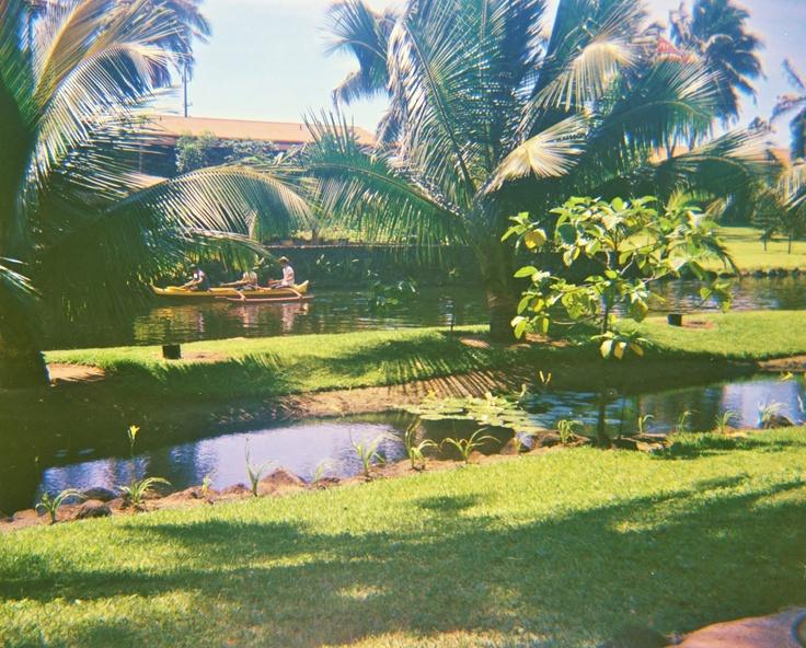 Coco Palms Resort, 1961